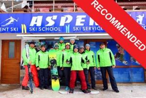 Ski School & Rent Aspen 1 - Pamporovo
