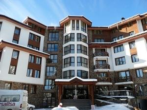 Apartment Hotel Mursalitsa – Pamporovo