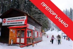 Ski wardrobe Rossignol – Pamporovo